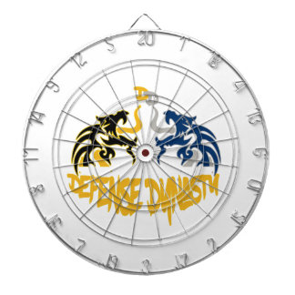 Defense Dynasty Signature Dartboard