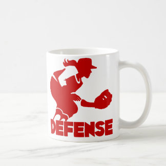 DEFENSE MUGS