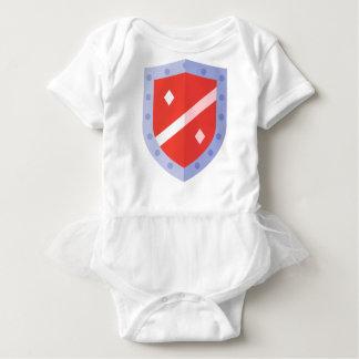 Defense Shield Baby Bodysuit