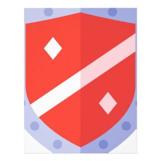 Defense Shield Letterhead