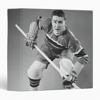 Défenseur d'hockey