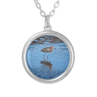 Defiance Silver Plated Necklace