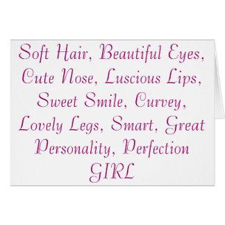 Define Girl Card