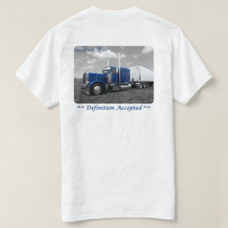 Define Peterbilt 359 T-Shirt