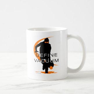 Define vacuum Orange Fielder Softball Coffee Mugs