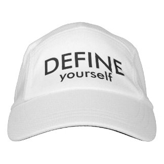 DEFINE yourself Hat