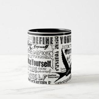Define Yourself Mug