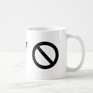 Definitely Not Today - mug