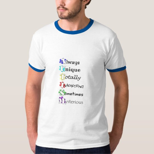 Definition Autism Tee