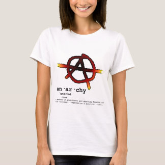 Definition of Anarchy T-Shirt