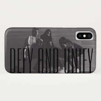 DEFY \\ UNIFY iPhone X CASE