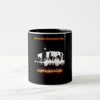 Defyeance Two-Toned Mug