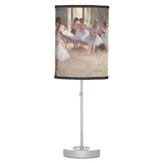 Degas' Ballet Rehearsal Table Lamp
