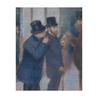 Degas Canvas Print
