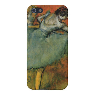 Degas - Dancers at The Bar Art iPhone 5 Cover
