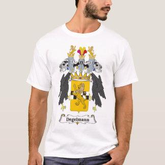 Degelmann Family Hungarian Coat of Arms T-shirt