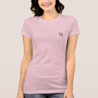 < DEGU LIFE > wanpointodeguuea   PINK T-Shirt