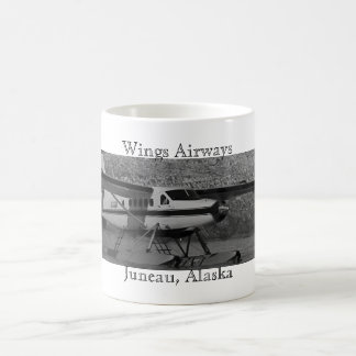 DeHavilland Otter & Mighty Glacier Coffee Mug