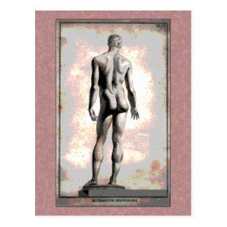 Dei Praestitis Signumex Aere by Antonio Gori Postcard