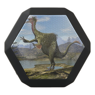 Deinocheirus dinosaur - 3D render Black Bluetooth Speaker