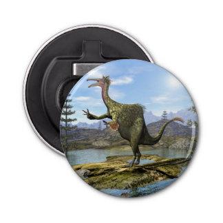 Deinocheirus dinosaur - 3D render Bottle Opener