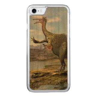 Deinocheirus dinosaur - 3D render Carved iPhone 8/7 Case
