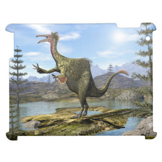 Deinocheirus dinosaur - 3D render Case For The iPad 2 3 4