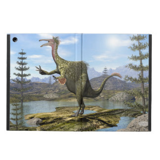 Deinocheirus dinosaur - 3D render iPad Air Case