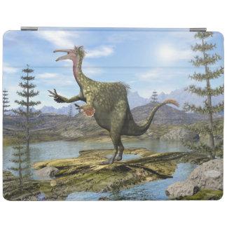 Deinocheirus dinosaur - 3D render iPad Cover