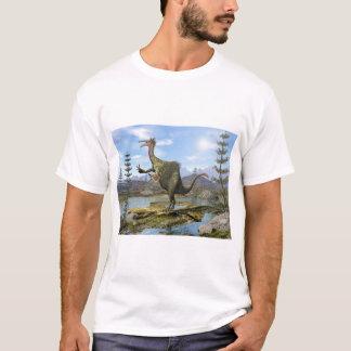 Deinocheirus dinosaur - 3D render T-Shirt