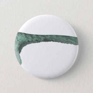 Deinonychus3 2 Inch Round Button