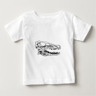 Deinonychus Baby T-Shirt