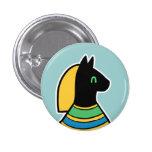 Deity :: Bastet Pinback Button