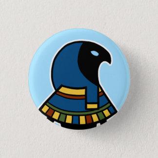 Deity :: Horus 1 Inch Round Button