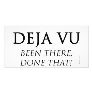 Deja Vu Photo Cards