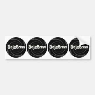 DejaBrew Drum Logo Stickers part 2