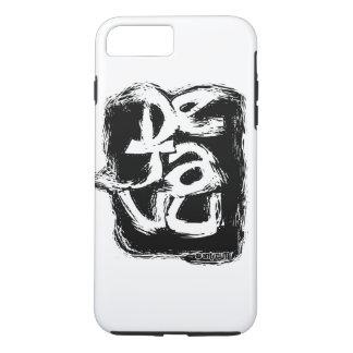 dejavu text based sweet graphic design iPhone 8 plus/7 plus case