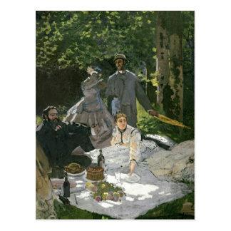 Dejeuner sur l'Herbe, Chailly, 1865 Postcards