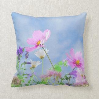 Dekokissen flowers throw pillow