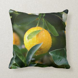Dekokissen Lemon Life Throw Pillow