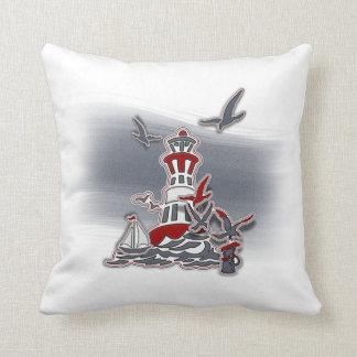 "Dekokissen ""Sea Breeze"" Var01 Throw Pillow"