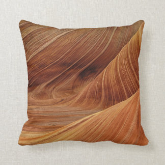 Dekokissen Woody Throw Pillow