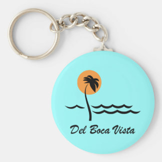 Del Boca Vista Keychain