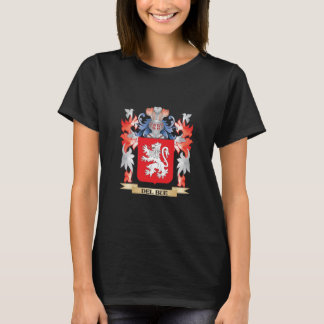 Del-Bue Coat of Arms - Family Crest T-Shirt
