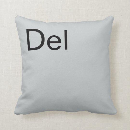 Del Pillow