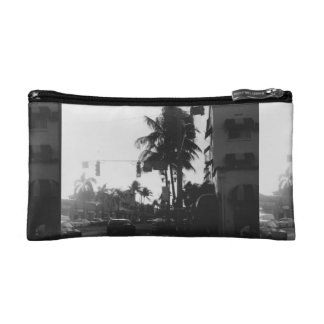 Del Ray Beach, Florida Photo Cosmetic Bag