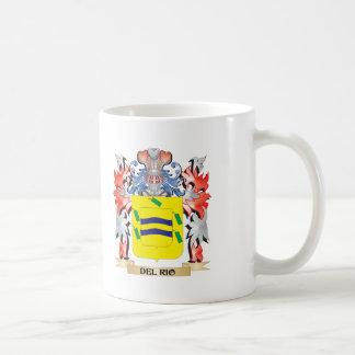 Del-Rio Coat of Arms - Family Crest Coffee Mug