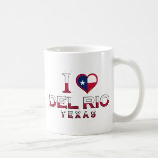Del Rio, Texas Coffee Mug