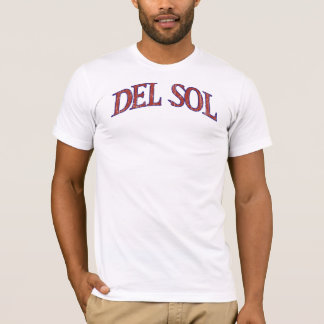 DEL SOL SURF CO. T-Shirt