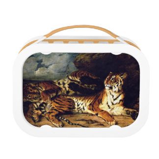 Delacroix Tigers Yubo Lunch Box